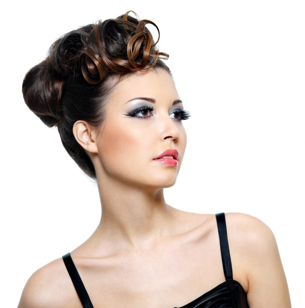 hair beauty ultimate hairstyles woman hairdos updos dos glamour portrait sisters teen